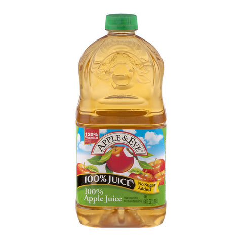 Apple Juice & Apple Juice Blends (Includes .05 Deposit)