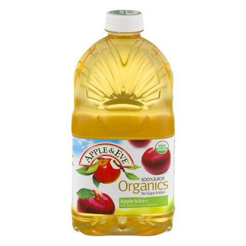 Organic Juice (Price Includes Bottle Deposit)
