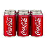 Coca-Cola Products 6 & 8 pks (Bottle Deposit Included)