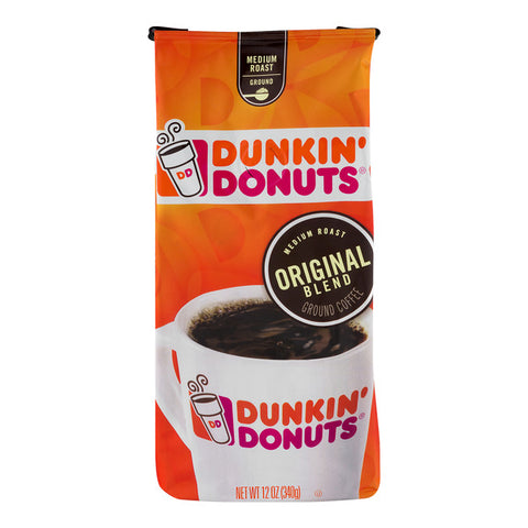 Dunkin' Donuts Coffee (Regular & K-Cups)