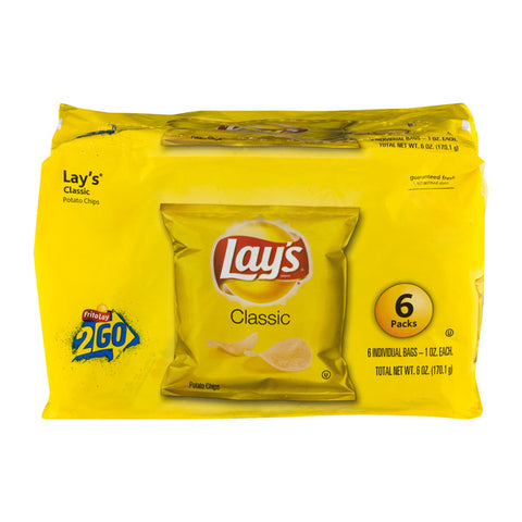 Snack Size Chip Multipacks