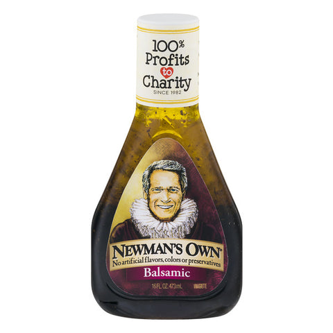 Newmans Salad Dressing