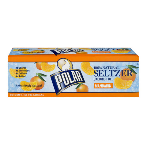 Seltzer - Brand Names (Includes Bottle Deposits)