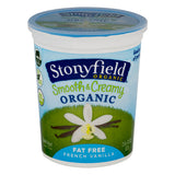 Stonyfield Organic Yogurt (Regular)