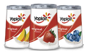 Yoplait Yogurt - Single Serve
