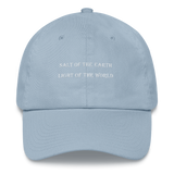 Salt of the earth Dad hat