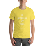 Psalm 23:3 Men T-Shirt