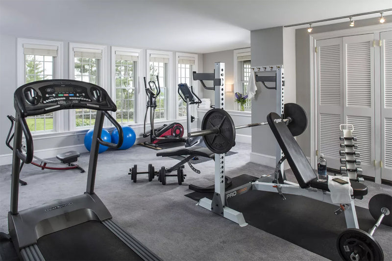 A beginner's guide to the basic home gym equipment for small spaces