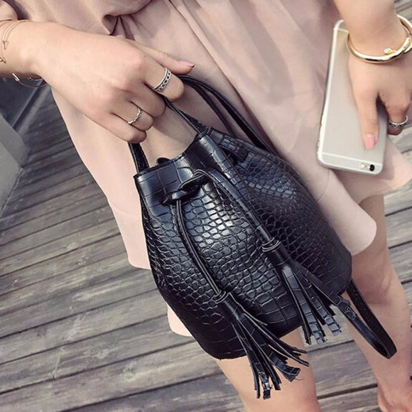 Sac Bourse croco