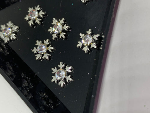 Diamante Snowflake