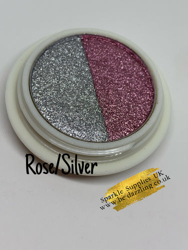 Chrome Duo - Rose/Silver