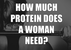 Pin up girl protein
