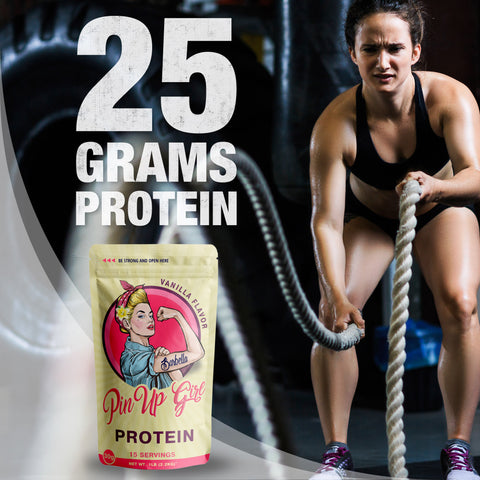 25 grams protein