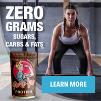 0 Grams Sugar, 0 Grams Fat, 0 Grams Carbs | Learn More