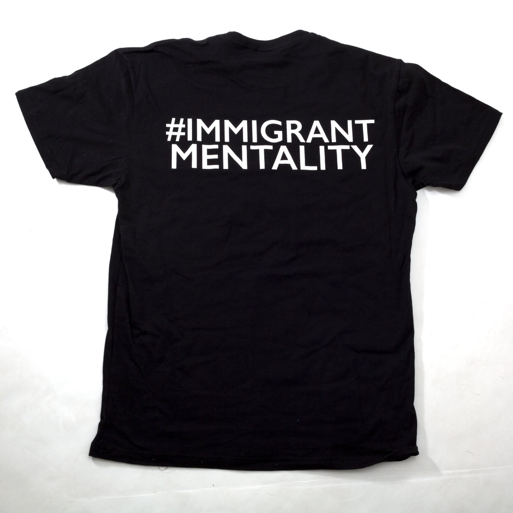 Stiopic Immigrant Mentality Tee