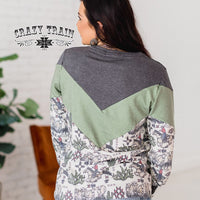 All Hat & No Cattle Long Sleeved Top (S-3XL)