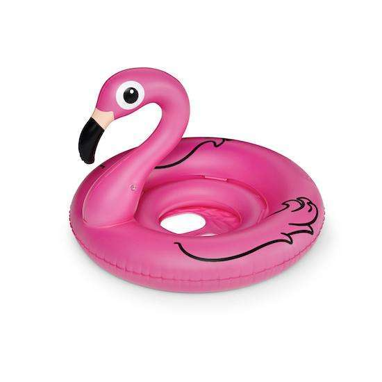 The Panama City Pink Flamingo Childrens Pool Float - BIGMOUTHINC.