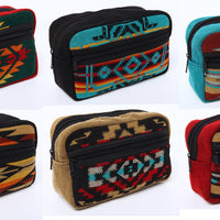 The Time Traveler Cosmetic Travel Zipper Pouch (Style 6)