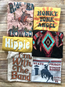 Country & Western Graphic Tee