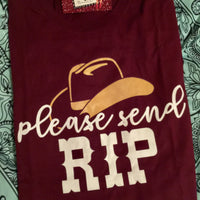 Please Send Rip Yellowstone Graphic Tee (Ships 3-7 days)