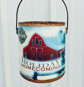 20oz Holiday Homecoming Farm Fresh Candle