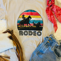 The Wyandotte Rodeo Country & Western Graphic Tee