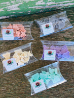 The Nowata Cattle Tag & Cow Head Mini Wax Melt Candles