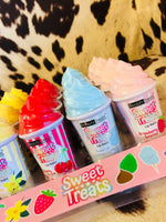 Sweet Treats Flavored Ice Cream Lip Balm