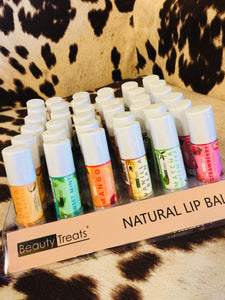 Beauty Treats Natural Lip Balm