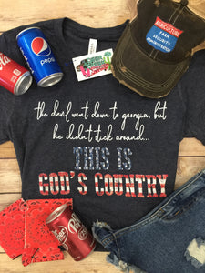 God's Country Graphic Tee