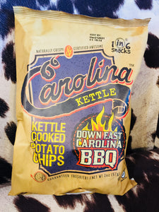 Carolina Kettle Down East BBQ (Small Bag - 2 OZ)