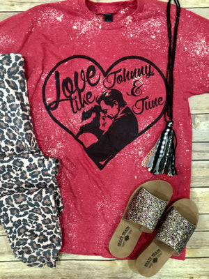 Johnny + June Graphic Tee