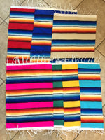 The Roswell Serape + Fringe Placemats