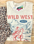 Wild West Graphic Tee