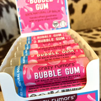 Crazy Rumors Lip Balm (Bubble Gum)