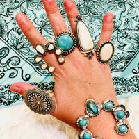 Good Lord Lorrie Western Rings