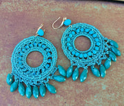 The McLoud Turquoise Earrings