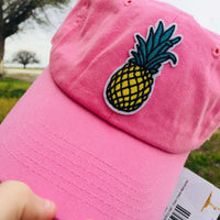 THE MYRTLE BEACH PINEAPPLE HAT