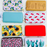 THE MERCANTILE PRINTED WALLETS