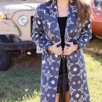 The Runaway Train Trench Coat (S-3XL)