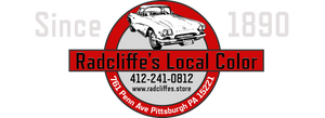 Radcliffe's Local Color logo