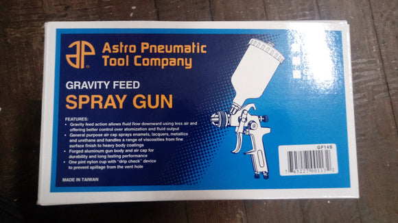 Astro Pneumatic Spray gun 1.4mm