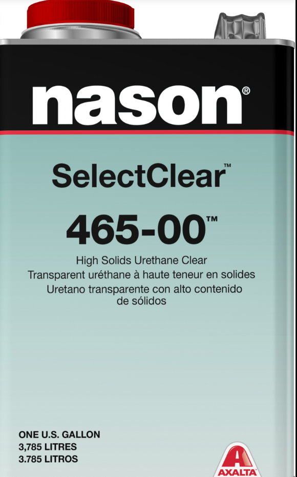 Nason 465-00 selectclear high image Urethane Hs clear qt