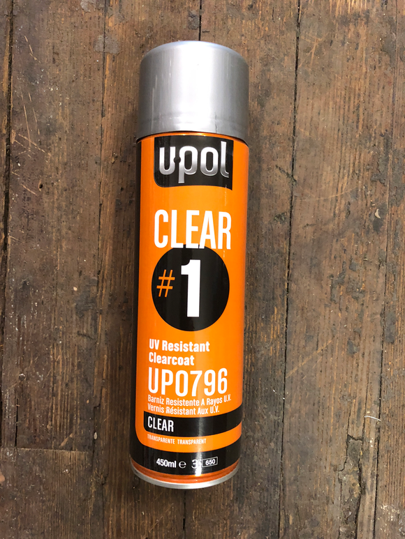 Upol Clear #1
