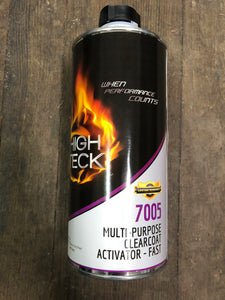 High Teck 7005 Multipurpose Clearcoat Activator Fast