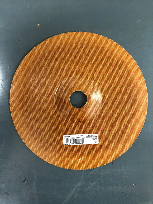 "Aes 557 7"" X 7/8"" Phenolic Backing Plate"