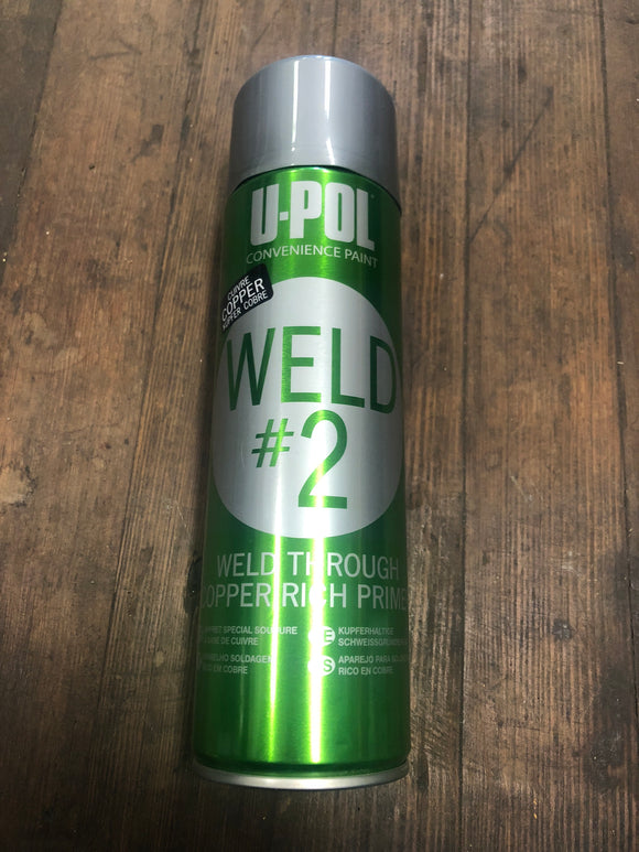 Upol.0768 #2 Weld Through Primer