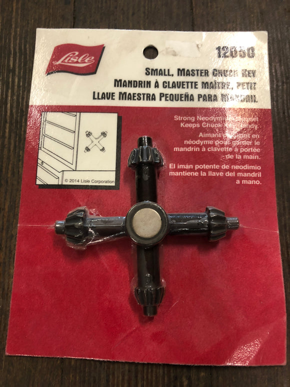 Lisle 12050 Small Magnetic Chuck Key