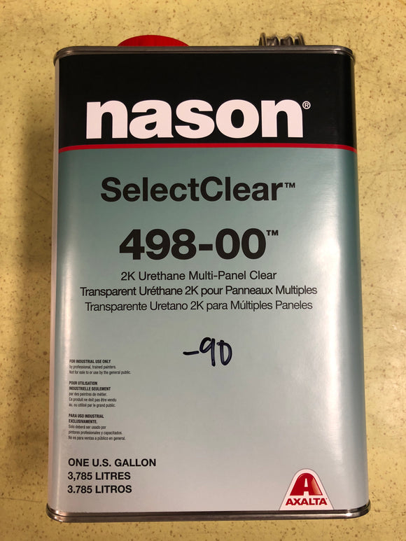 Nason 498-00 2k Multi-Panel Clear