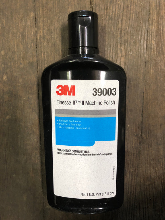 3M 39003 Finesse-It 2 Machine Polish pt